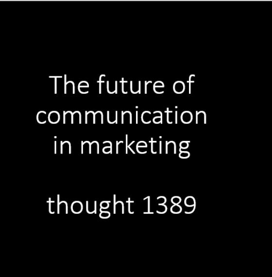 Embrace targeted external communication