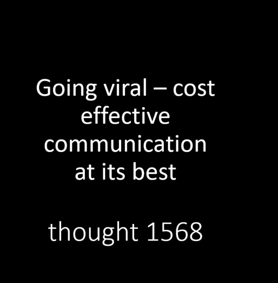 Viral starts with knowing your target