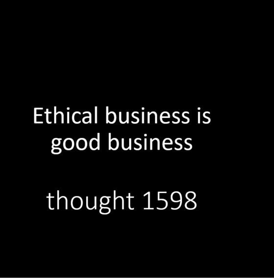 CREATING AN ETHICAL BRAND