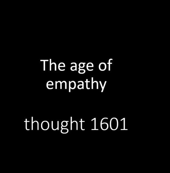 Empathy-based marketing